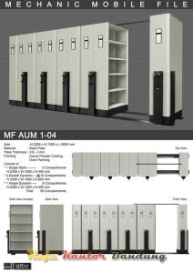 """""""Mobile File Mekanik Alba MF AUM 1-04"""""""