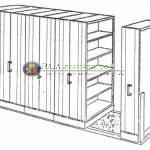 Mobile File System Manual Elite MF-100-5B (40 CPTS)
