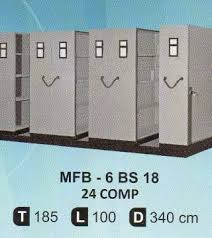 Mobile File Brother MFB – 6 BS 18