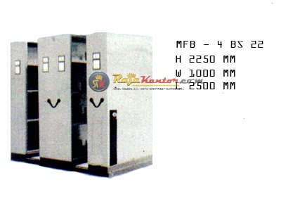 Mobile File Brother MFB – 4 BS 22