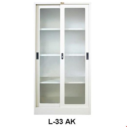 Lemari Arsip Kantor Lion L 33 AK