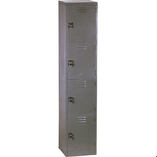 Locker Kantor VIP 4 Pintu (V-404)