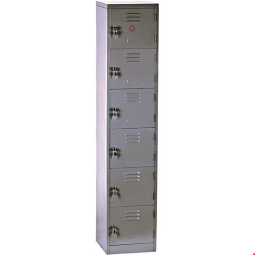 Locker Kantor VIP 6 Pintu (V-406)
