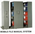 Mobile File Vip MFA-4BS185 (60 Compartements)